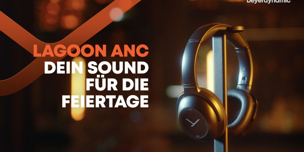 BEYERDYNAMIC – LAGOON ANC X-MAS CAMPAIGN